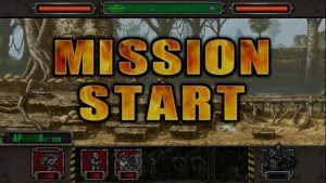 Metal Slug Defense empezando mision