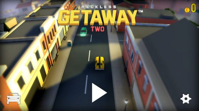 Reckless Getaway 2 android e ios