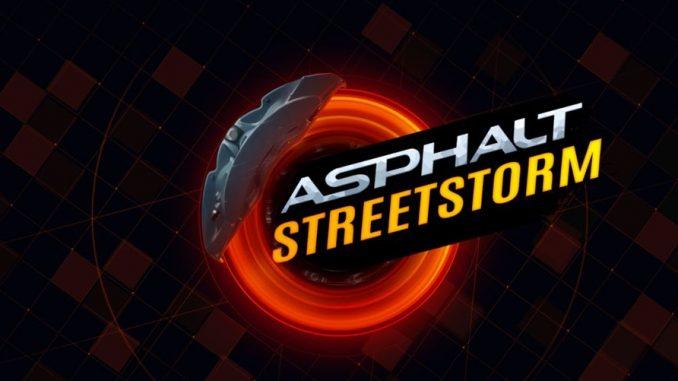 Asphalt Street Storm Racing juego de carreras drift