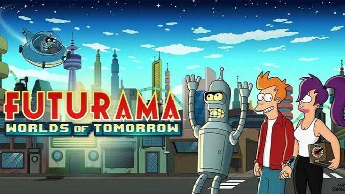 Futurama Mundos del Mañana disponible para android