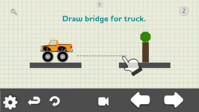 Brain for monster truck android