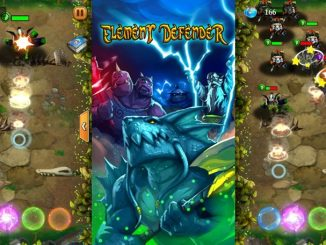 Element defender Heroes para android