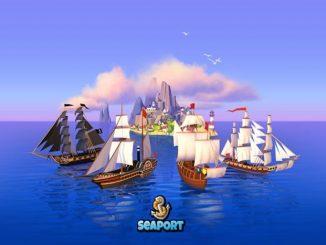 Seaport - History of Ship disponible para Android e iOS.