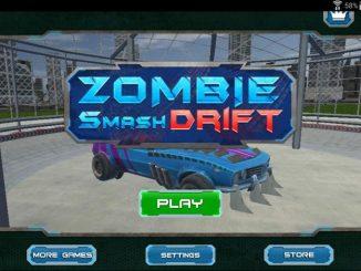 demolición de Zombies